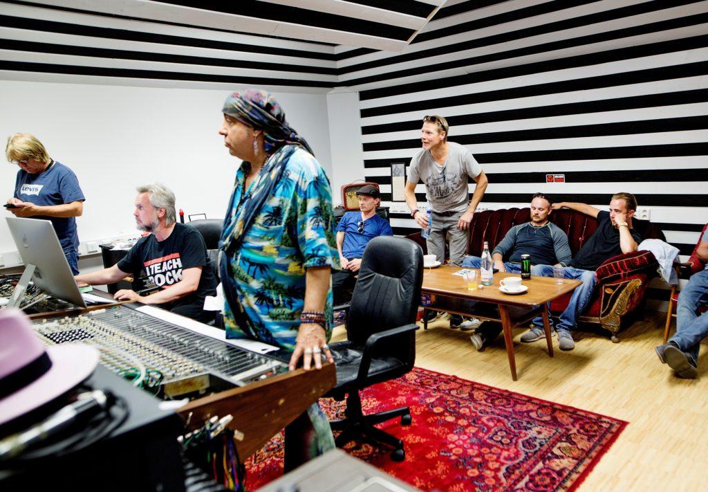 Little Steven i Juke joint studio